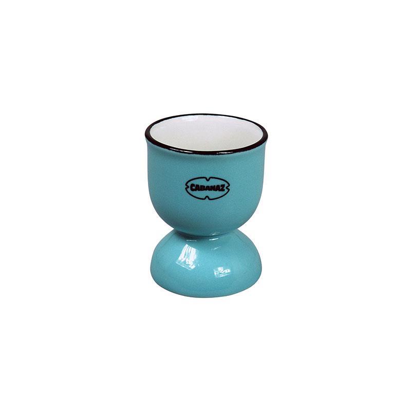 Cabanaz eierdopje blauw