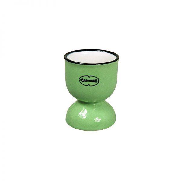 Cabanaz eierdopje groen
