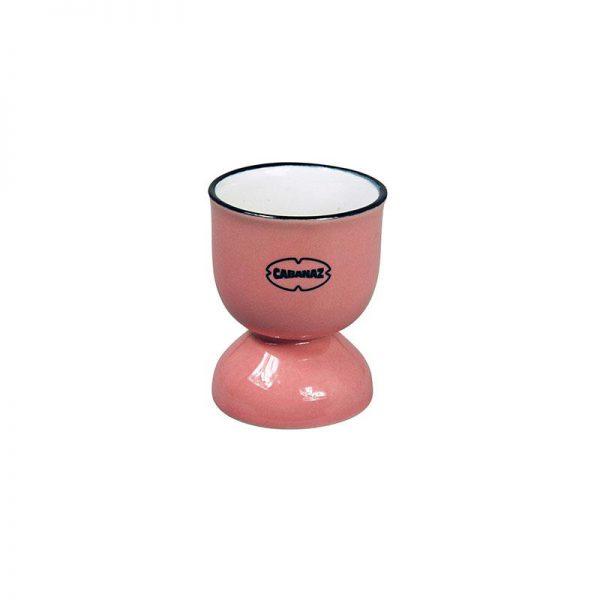 Cabanaz eierdopje roze